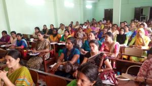 Job courses and classes for unemployed women