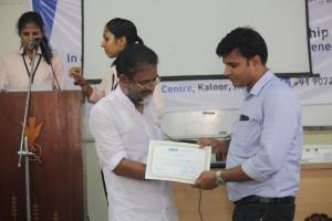 Entrepreneurship certificated seminars in kochi