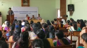 Women empowerment training