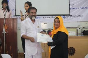 Certificated entrepreneurship program